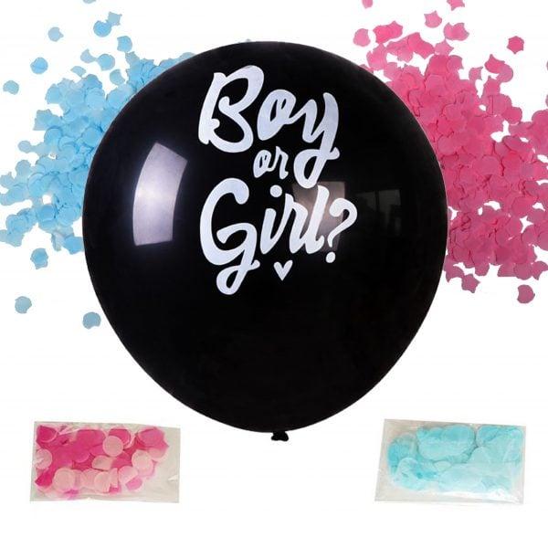 Gender Reveal Ballon - Boy or Girl?