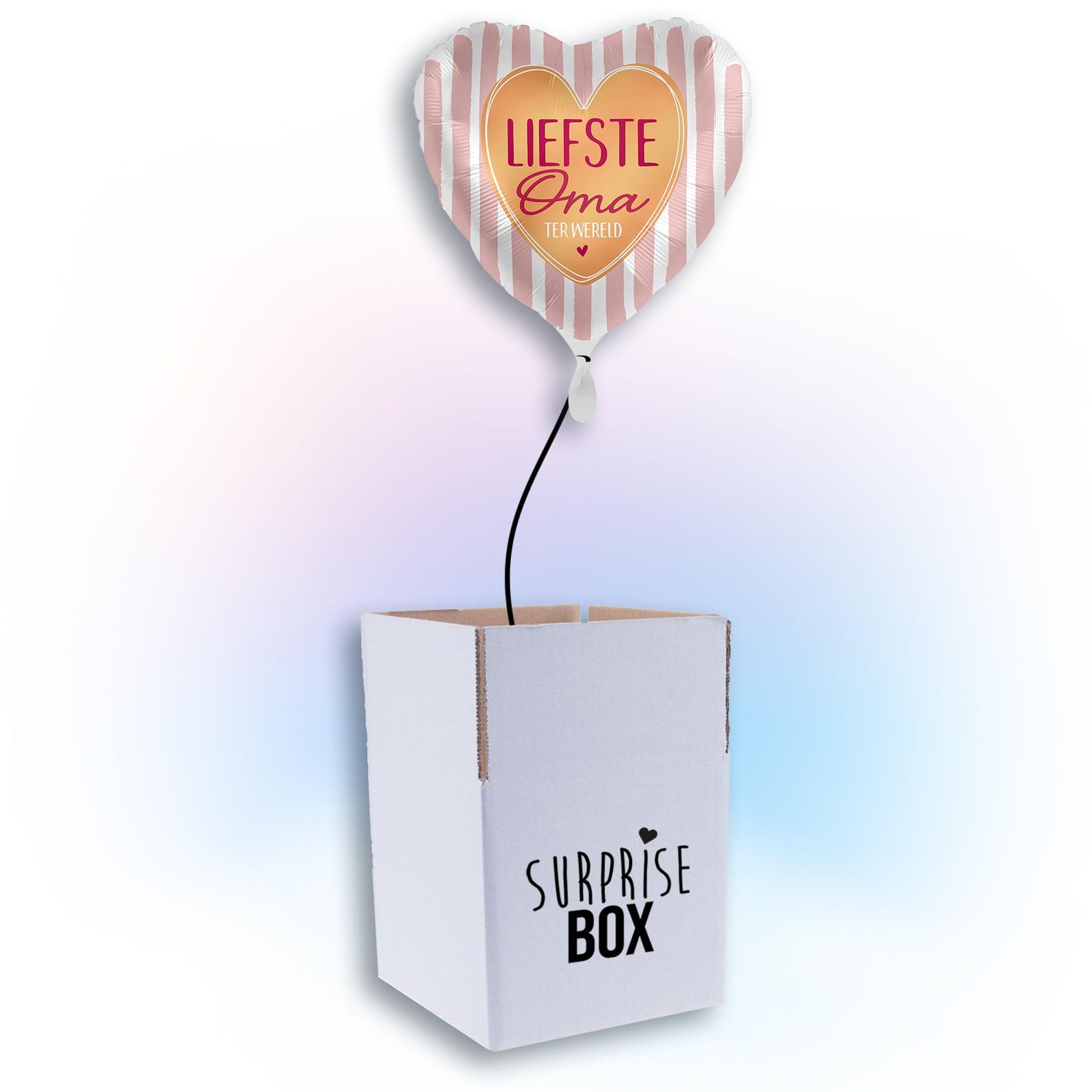 Surprise box liefste oma